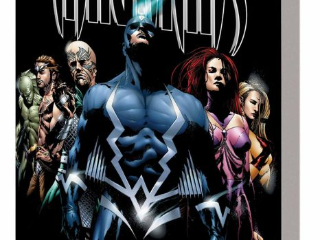 Inhumans by Paul Jenkins & Jae Lee TPB from Marvel Comics