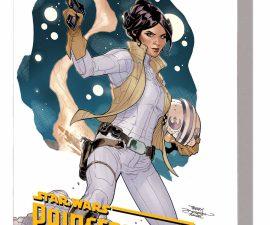 Star Wars: Princess Leia TPB from Marvel Comics