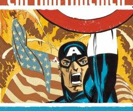 Captain America: White #1 from Marvel Comics