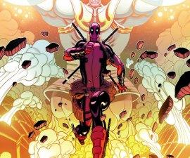 Deadpool Vs. Thanos #1 from Marvel Comics