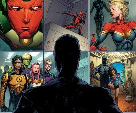 Avengers #0 from Marvel Comics