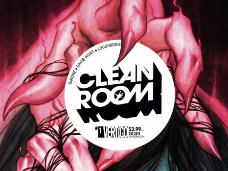 Clean Room #1 from Vertigo Comics