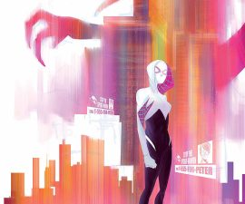 Spider-Gwen #1 from Marvel Comics