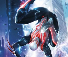 Spider-Man 2099 #1 from Marvel Comics