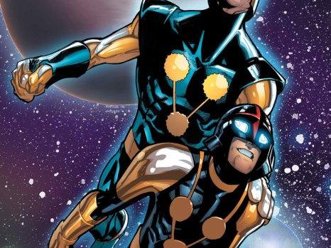 Nova #1 (2015) from Marvel Comics