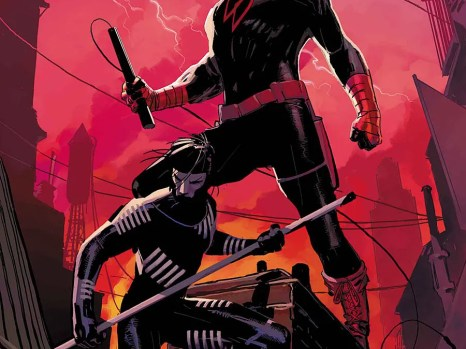 Daredevil #1 from Marvel Comics