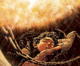 Four Eyes: Hearts of Fire #1 from Image Comics