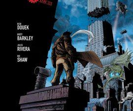 Gutter Magic #1 from IDW Comics