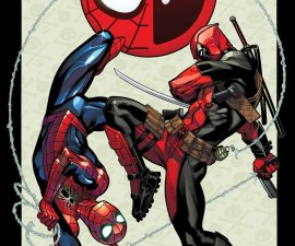 Spider-Man/Deadpool #1 from Marvel Comics