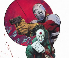 Suicide Squad Most Wanted: Deadshot/Katana #1 from DC Comics