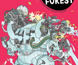 Amazing Forest #1 from IDW Comics