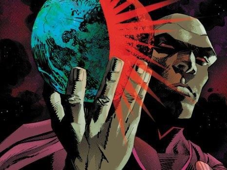 Martian Manhunter Vol. 1: The Epiphany TP from DC Comics