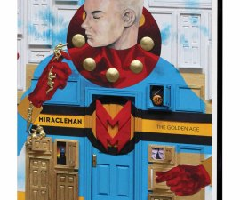 Miracleman by Gaiman & Buckingham Book 1: The Golden Age Premiere HC!