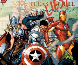 Avengers Standoff: Assault on Pleasant Hill Alpha #1 from Marvel Comics