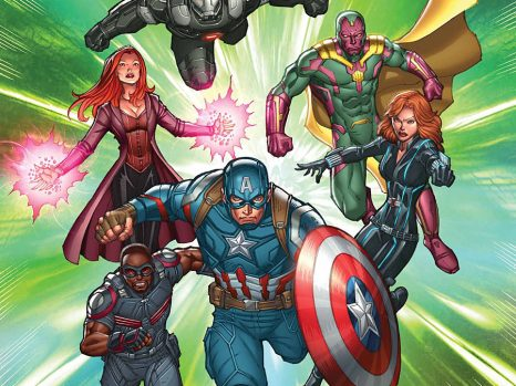 Captain America: Road to War #1 from Marvel Comics