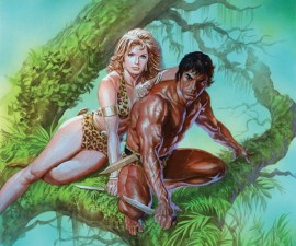Lords of the Jungle #1 from Dynamite Comics