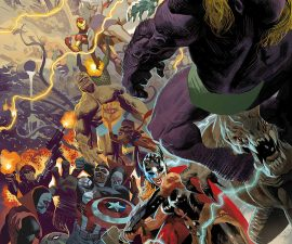 Avengers Standoff: Assault on Pleasant Hill Omega #1 from Marvel Comics