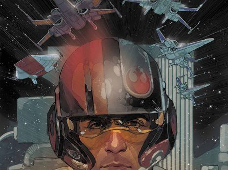 Star Wars: Poe Dameron #1 from Marvel Comics