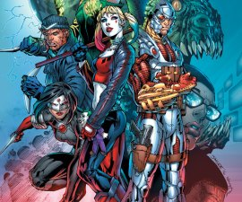 Suicide Squad #1 from DC Comics