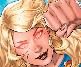 Supergirl: Rebirth #1 from DC Comics