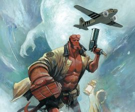 Hellboy and the B.P.R.D.: 1954 - The Black Sun #1 from Dark Horse Comics