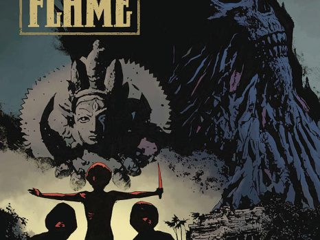 Rise of the Black Flame #1 from Dark Horse Comics