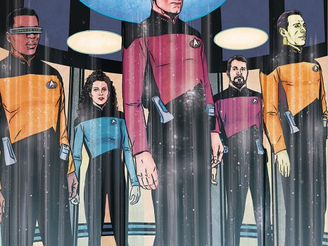 Star Trek: Waypoint #1 from IDW Comics