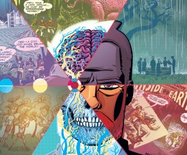 Cave Carson Has A Cybernetic Eye #1 from DC Comics