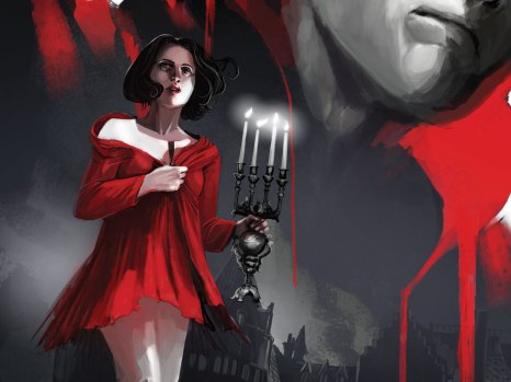 Deadman: Dark Mansion of Forbidden Love #1 from DC Comics