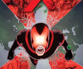 Death of X #1 from Marvel Comics