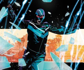 The Vigilante: Southland #1 from DC Comics