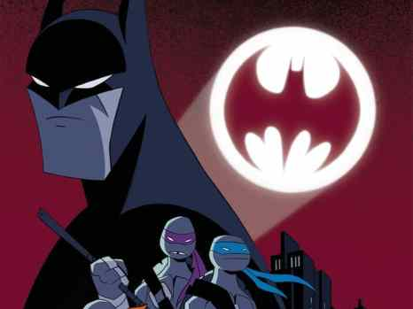 Batman/TMNT Adventures #1 from IDW Comics