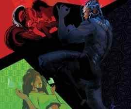 Black Panther: World of Wakanda #1 from Marvel Comics