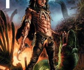 Savage #1 from Valiant Comics