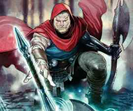 The Unworthy Thor #1 from Marvel Comics