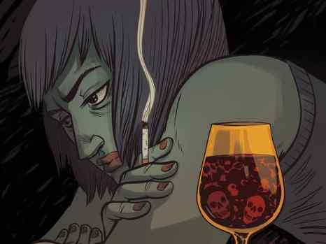 Dead Inside #1 from Dark Horse Comics