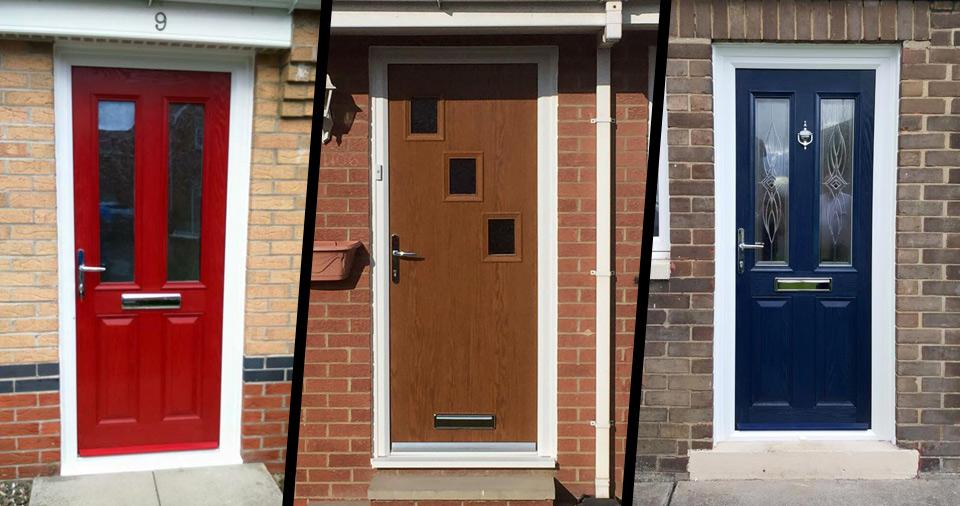 Composite and Patio doors in Gateshead, Newcastle, North Tyneside, Tyne & Wear & Northumberland