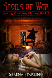 Serving My Viking Masters, 2: Spoils of War by Serena Starling