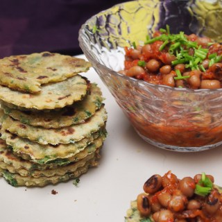 Plantain Chapatis