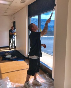 Catawba Correctional Center Paints New Exodus Building