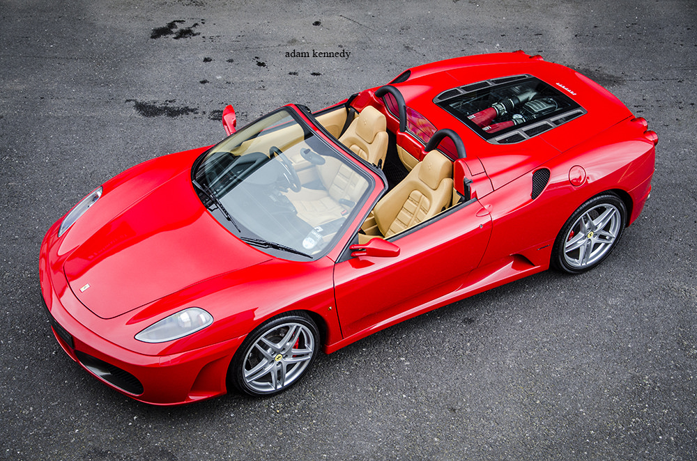 ferrari f430 review buyers guide exotic car hacks. Black Bedroom Furniture Sets. Home Design Ideas