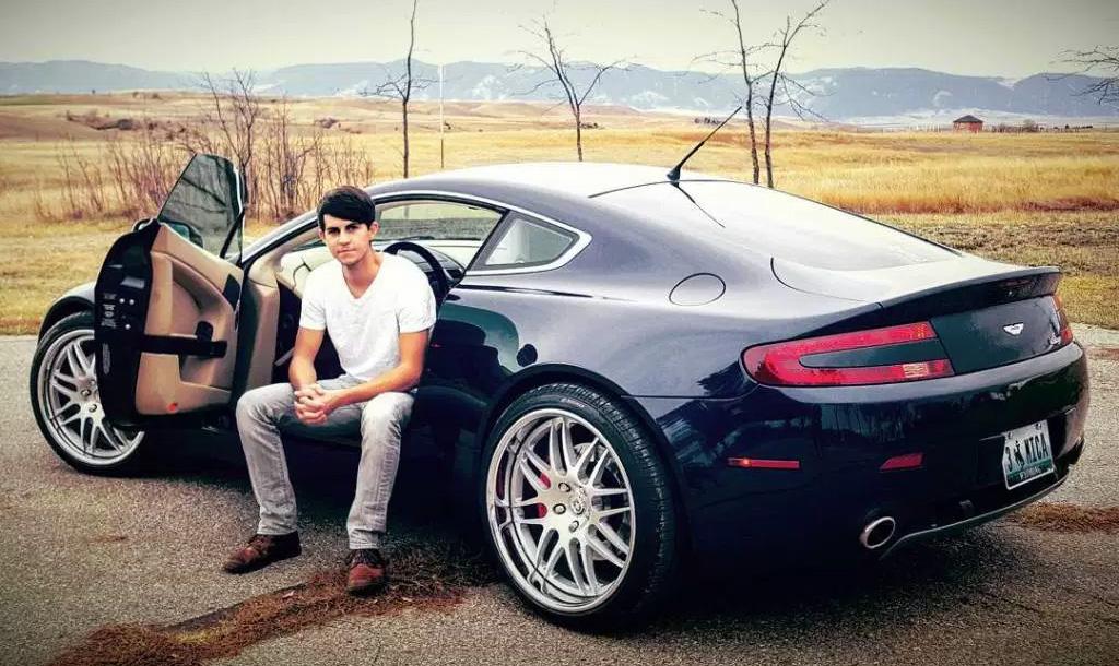 Meet Micah: How a 24 Year Old Made $5,400 Driving an Aston Martin ...