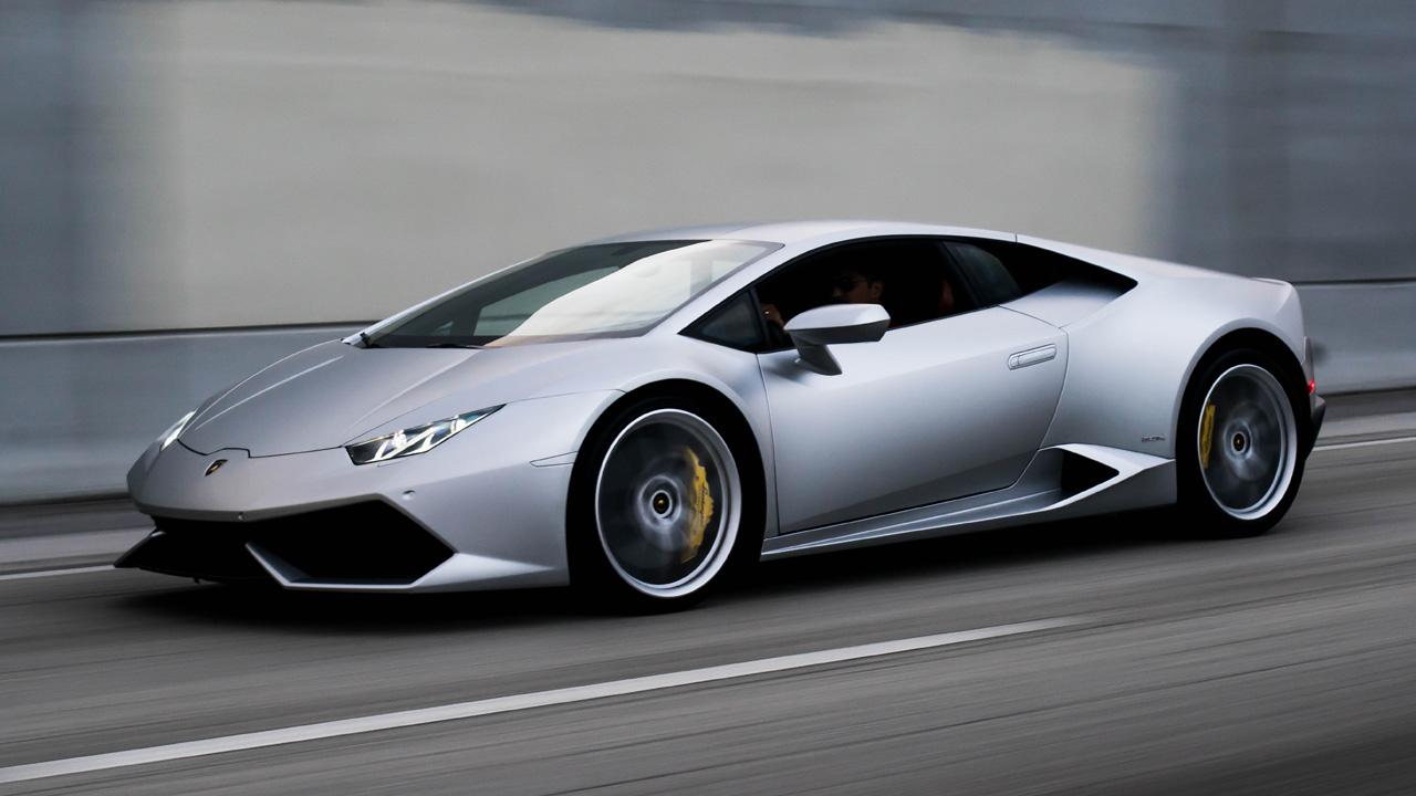 Lamborghini Huracan Driving Experience