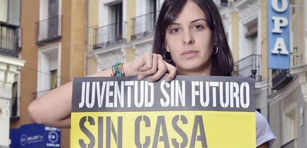 Rita Maestre and the topless protest that's the talk of all Madrid
