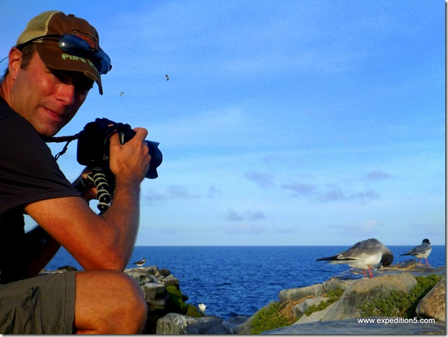 Clic Clac !  Galapagos, Equateur.