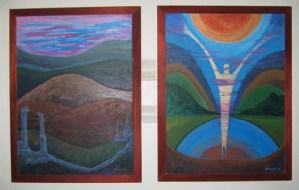 Ramon Estella's Mi Ultimo Adios Exhibit