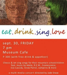 Nights at the Museum: Eat.Drink.Sing.Love
