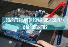 opportunities in computer repairing business india