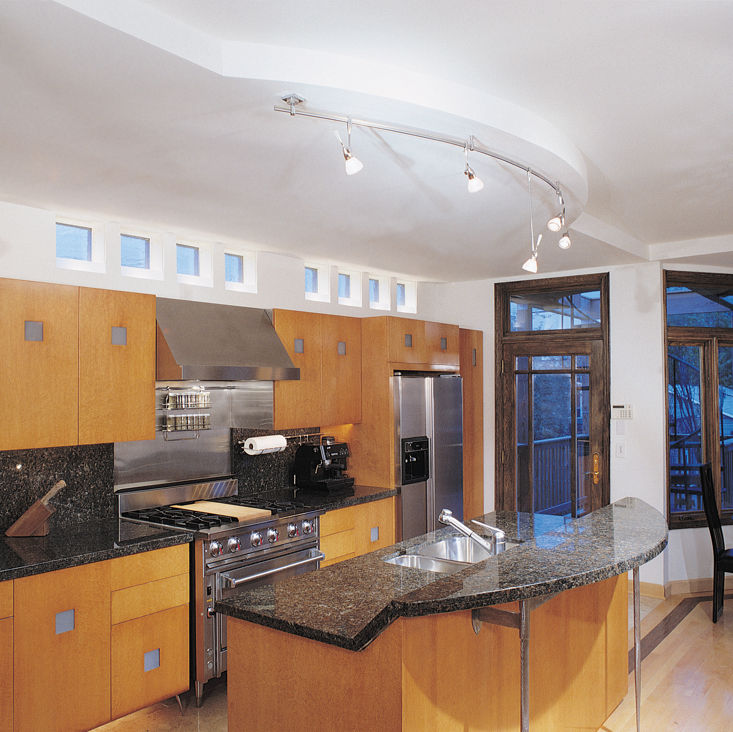 Releasedetails track lighting for kitchen ALA member manufacturer Tech Lighting showcases newest trends in track lighting