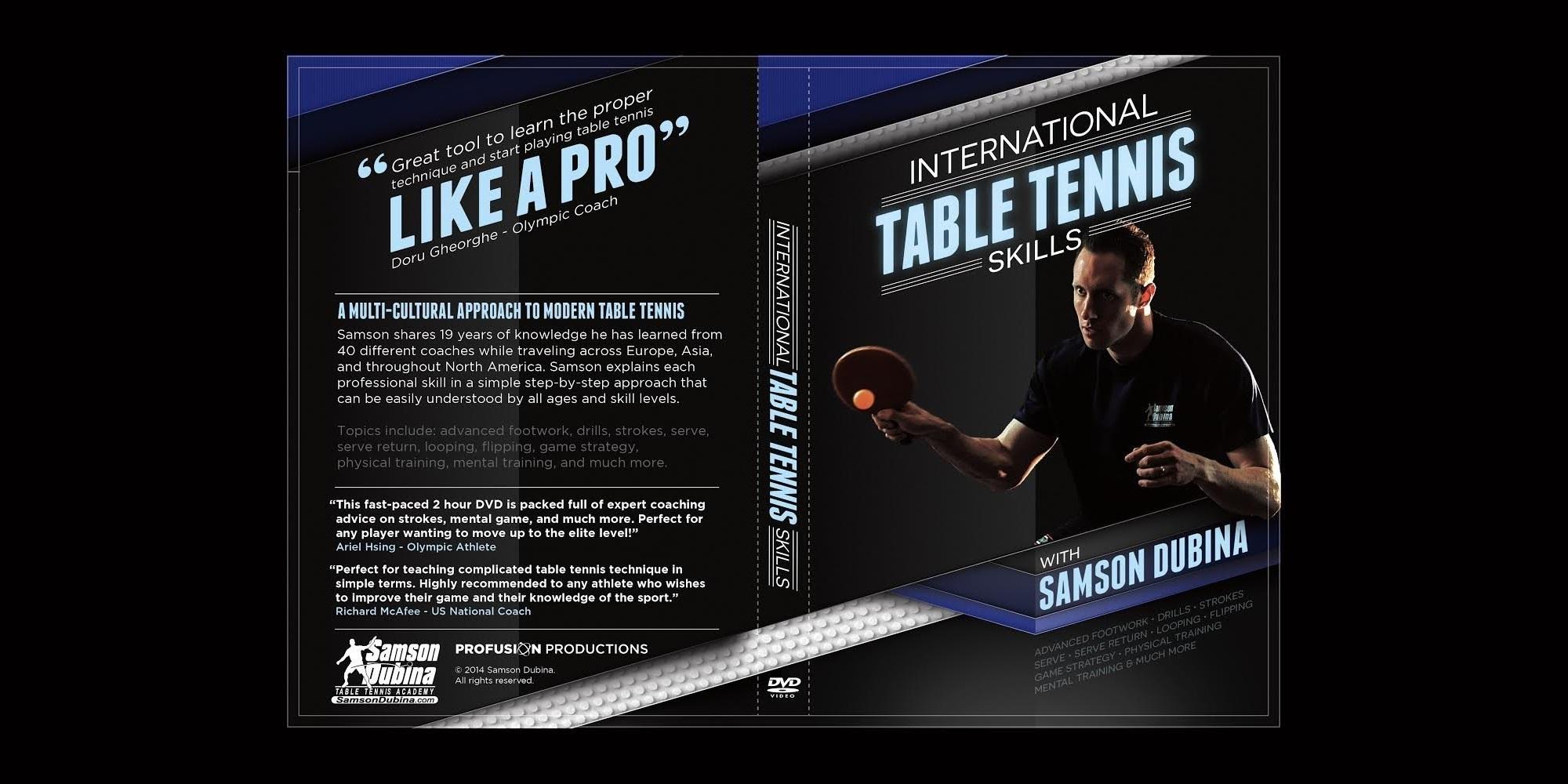 Samson Dubina DVD Review